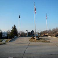 Mt. Healthy Veterans Memorial, Норт-Колледж-Хилл