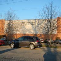 Assumption Catholic Church, Parrish Center, Норт-Колледж-Хилл