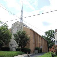 College Hill Christian Church., Норт-Колледж-Хилл