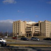 Cuartel general de la EPA, Норт-Риджевилл