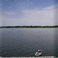 CJ Brown Dam at Buck Creek, June 2009, Нортридж