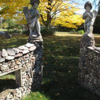 Portal at Hartmans Rock Garden, Springfield, Ohio, Нортридж