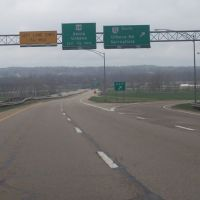 OH-72 South & Urbana Rd Exit on OH-334 Westbound 04/24/2011, Нортридж