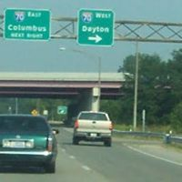 Exit to I-70 West on US-40 Eastbound 09/03/2011, Нортридж
