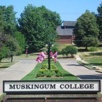 Muskingum College, New Concord, OH, Нью-Конкорд