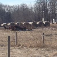 Hay there!, Нью-Ригель
