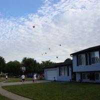 Balloons in Sullivant, Нью-Ром