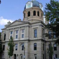 Tuscarawus County Courthouse, New Philadelphia, Ohio, Нью-Филадельфия