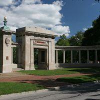 Memorial Arch, Оберлин