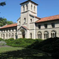 Fairchild Chapel, Оберлин