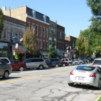 Downtown Oberlin, OH, Оберлин