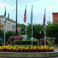 Tappan Square- Site of the Historic Elm Oberlin, Ohio, Оберлин