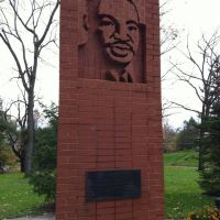 Martin Luther King Jr. Monument, Оберлин