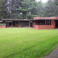 Frank Lloyd Wrights Weltzheimer/Johnson House, Оберлин