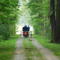 Amish lane, Оверлук
