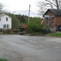 post office, Parkman, Ohio, Оверлук