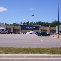 Wal-Mart Supercenter, N Lexington-Springmill Rd, Ontario, OH, Онтарио