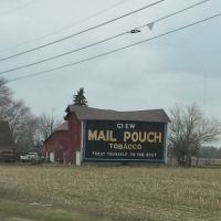 Chew Mail Pouch Tabacco, Орегон