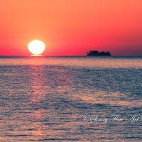 Point Place Sunrise in Toledo, Ohio, Орегон