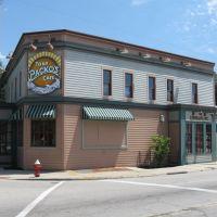 the world famous Tony Packos eatery, Орегон