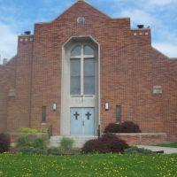 Holy Rosary Church, Toledo, Ohio, Орегон
