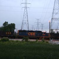 CSX Toledo Ohio  6/1/12, Орегон