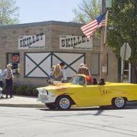 "The ""Skillet"" Walbridge,Ohio, Орегон"