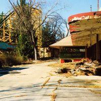Idora Park Ruins, Youngstown, OH, Остинтаун