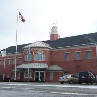 Administrative Offices, Canfield, OH, Остинтаун