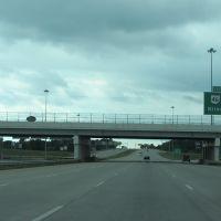 Ohio 46 Overpass, Остинтаун