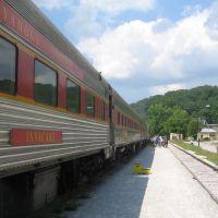 Peninsula Train Depot, Пенинсула