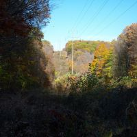 Utility Corridor Along the Buckeye Trail, Пенинсула