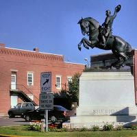 Birthplace of General Phil Sheridan, Перри