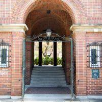 Scott Quad entrance gate, Плайнс