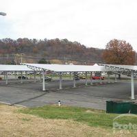 Athens Community Center Solar Carports, Плайнс