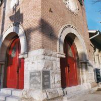 First Presbyterian Church of Athens Ohio USA, Плайнс