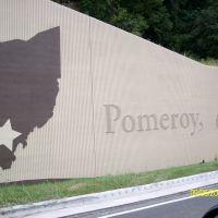Pomeroy Bridge Paintings, Померой