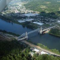 New Pomeroy Mason Bridge, Померой