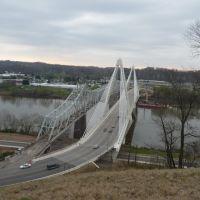 New Bridge in Pomeroy, Померой