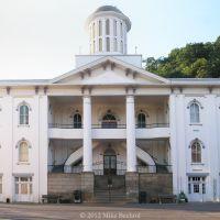 Meigs County Courthouse - Pomeroy, Ohio, Померой