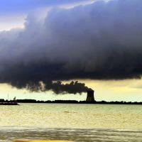 Davis_Besse Nuclear Station, Порт-Клинтон
