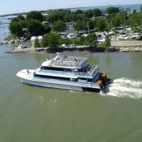 Port Clinton, Yacht Club/Jet Express, Порт-Клинтон