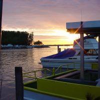 Lake Erie, Порт-Клинтон