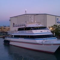 JET EXPRESS II, Port Clinton, Ohio, Порт-Клинтон