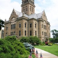 Ottawa County Courthouse - Port Clinton, Ohio, Порт-Клинтон