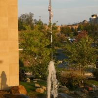 View from the entrance to the Southern Ohio Medical Center in Portsmouth, Ohio  (September 2010), Портсмоут
