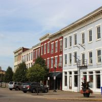 Historical Downtown Portsmouth, OH, Портсмоут