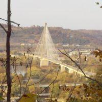 East End Cable Bridge Huntington WV, Прокторвилл
