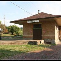 Catlettsburg Train Station, Рарден