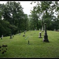 Calvary Catholic Cemetery, Рарден